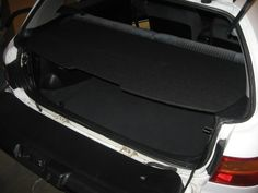 Rear Cargo Hatch Cover Diy Hatch Cover Cargo Cover Hatchback