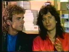 Faithfully STEVE PERRY JOURNEY RoR Nov 1986 Lakeland FL - YouTube