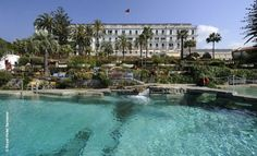 Royal Hotel | Sanremo | Pool | luxuszeit.com