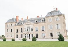 Romantic Chateau de Varennes in Burgundy - French Wedding Style French Wedding Style, Places To Get Married, Old Trees, Beautiful Wedding Venues, Groom Outfit, Shades Of White, France Travel, Bridal Boutique, The Great Outdoors