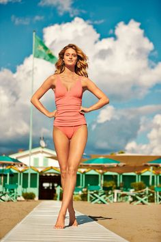 Marching into swim season in style! Rash Guard, Tommy Bahama, Bikinis, Swimwear, Bathing Suits, What To Wear, Cover Up, Swimming, One Piece