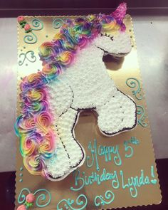 Unicorn Cupcake Cake Cupcakes Diy Cookies Birthday