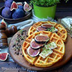 Błyskawiczne rogaliki śniadaniowe z makiem - SmakiMaroka.pl Food Porn, Breakfast, Figi, Recipes, Impreza, Waffles, Morning Coffee, Food Recipes, Rezepte