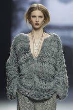Juana Martín en la 63ª Mercedes-Benz Fashion Week Madrid - Ediciones Sibila (Prensapiel, PuntoModa y Textil y Moda)