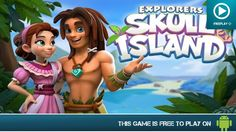 Explorers: Skull Island - Free On Android - Gameplay Trailer