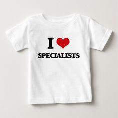 I love Specialists Tee T Shirt, Hoodie Sweatshirt