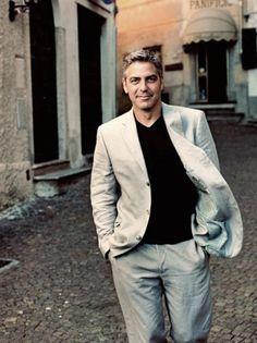 George Clooney - CAB 2013 June Cupcake