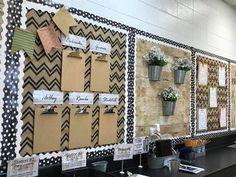 47 best classroom decoration ideas 22 ~ Design And Decoration - Classroom Decor Themes, Classroom Setting, Classroom Design, Classroom Displays, Classroom Organization, Classroom Ideas, Vintage Classroom Decor, English Classroom Decor, Classroom Resources