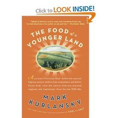 """In the throes of the Great Depression, a make-work initiative for authors-called """"America Eats""""-was created by the WPA to chronicle the eating habits, traditions, and struggles of local Americans. Mark Kurlansky, author of Salt and Cod, unearths this forgotten literary treasure, chronicling a bygone era when Americans had never heard of fast food or grocery superstores. Kurlansky brings together the WPA contributions-featuring New York automats and Georgia Coca-Cola parties, Maine lobsters…"""