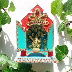 Treasurehunter found a dear #friend in need a divine @haveliarts #Ganesha #temple #artwork for #Goodluck #blessings #Hope #Faith #Strenght #InnerPeace & #Spiritual #Guidance ♡ #Relikitch #Altar #LordGanesha #Ganapati #HinduGod ♡ #MilagrosMundo your #local #urban #hippy #lifestyle #store #Amsterdam #020WEST #TribeCalledWest ♡ #Netherlands #AmsterdamWest ✌ #HIPPIES ALWAYS WELCOME!