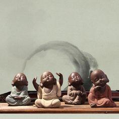 Buddha Hand Crafted Figurine