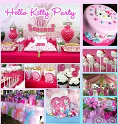 hello kitty birthday party « iHeartKids