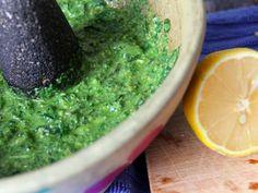 Pesto vegano. Recetas veganas de Vegetarianismo.net