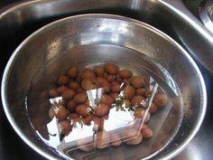 IMG_1360 - Copy (2) - Copy Farmers Market, Almond, Potatoes, Food, Farmers Market Display, Potato, Almond Joy, Meals, Almonds