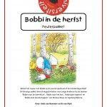 Peuterproject 'Bobbi in de herfst'