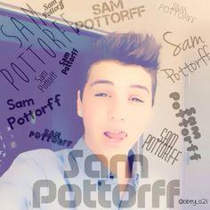 Sam Pottorff Photoshoot 2013