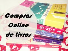 TRACINHAS: Compras Online de Livros, por Aimê Ariadne
