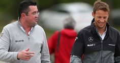 Eric Boullier dismisses reports McLaren will announce their 2015 line-up at Suzuka