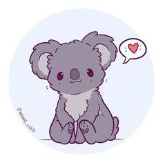 Ideas Cute Art Drawings Animals Kawaii For 2019 Doodles Kawaii, Kawaii Chibi, Cute Doodles, Cute Chibi, Kawaii Art, Pet Anime, Anime Animals, Cute Kawaii Animals, Cute Animal Drawings Kawaii