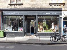 Lovecrumbs: cool, trendy, cake wardrobe and tea. Edinburgh.