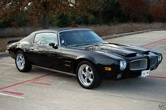 PONTIAC Firebird, Formula, Trans Am 70-81: PRO TOURING & G MACHINE
