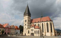 Bardejov, places to visit in Slovakia