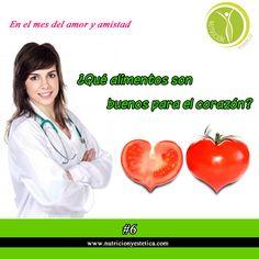 Alimentos para el corazón #6.