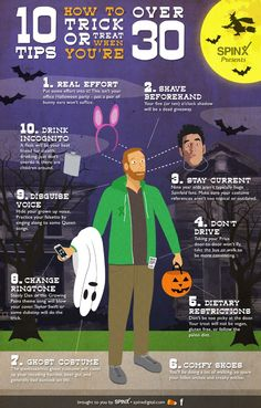Halloween Costume Tips: How To Trick or Treat When You're Over 30