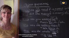 Předmětné otázky v angličtině Perfect World, Art Quotes