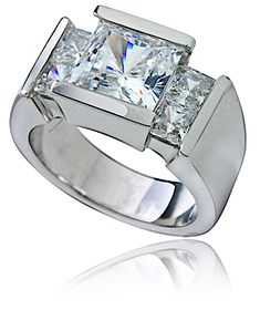ritz-princess-cut-cubic-zirconia-engagement-ring-1.jpg (336×400)