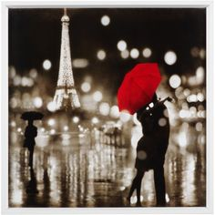 Paris Kiss ($100) ❤ liked on Polyvore featuring home, home decor, wall art, backgrounds, pictures, paris, art, couples, fillers and embellishment