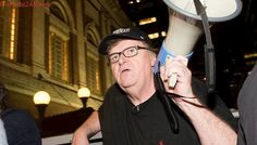 Michael Moore predicts Donald Trump will be re-elected in 2020