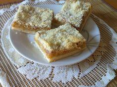 Fotorecept: Kysnutý jablkový koláč s mrveničkou