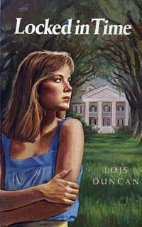 Locked in Time by Lois Duncan - I remembered reading (and loving) this book in about 1992, but I couldn't remember the title or author, just the plot.  Finally found it!