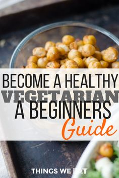 It doesn't have to be hard to start becoming a vegetarian. - Things We Eat - Essen Vegetarisch Vegetarian Protein, Tasty Vegetarian Recipes, Protein Rich Foods, Healthy Recipes, Healthy Protein, Curry Recipes, Healthy Foods, Becoming Vegetarian, Vegetarian Lifestyle