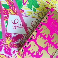 Don't forget! In stock Lilly Agendas are 50% off!! While supplies last! #lillyagenda #2017 #grandhaven #michigan #palmbeach #lillypulitzer