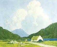 artist paul henry - Irish painter