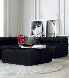 Within the fashion industry it is said that black hides all manner of sins. It must therefore be the case, that when it comes to interior design, white is the n