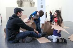 Family Day: Construct Chicago, IL #Kids #Events