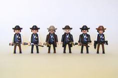 Le coffre à jouets, photos de Playmobil