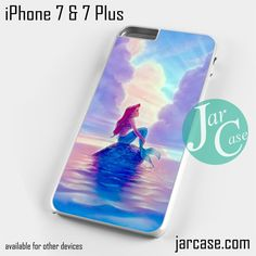 Ariel Daydreaming NT Phone case for iPhone 7 and 7 Plus