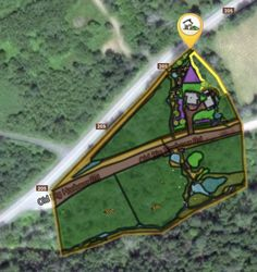 This week's map highlight is an international gem from Nova Scotia.  Over 50% of the property is forested providing access to essential food and nesting resources for native wildlife. The property supports clean water with an extensive storm-water management system that helps purify before it entering on-site ponds. To see more of this site, login to Habitat Network: http://app.yardmap.org/map/L5119412