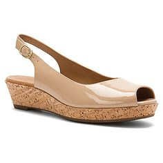 Clarks Orlena Currant found at #OnlineShoes/ great dress shoe!