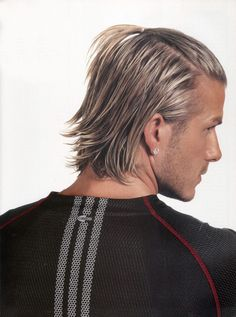 Becks. Hair color is really cool. He can do any shade.