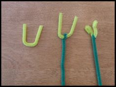 How to Make Easter Lilies / Bouquet of Flowers Craft With Your Kids Handprints