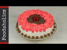 Γλυκό stracciatella για την γιορτή των ερωτευμένων | foodaholics - YouTube Birthday Cake, Desserts, Recipes, Food, Youtube, Tailgate Desserts, Deserts, Birthday Cakes, Recipies