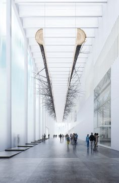6 Final Designs Unveiled for Guggenheim Helsinki,© GH-121371443