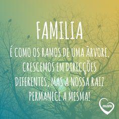 Familia é familia!