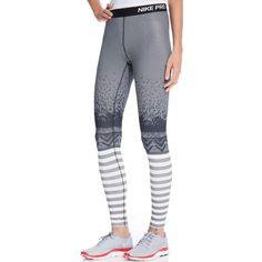 Nike Pro Hyperwarm Printed Dri-FIT Leggings