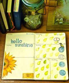 more journalling.